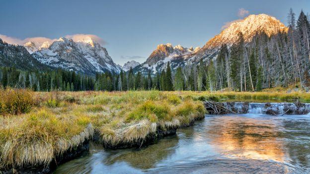Idaho, nos EUA