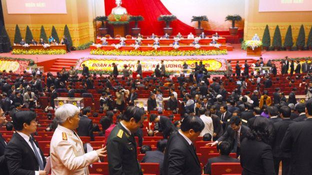 Đại hội Đảng 12 năm 2016
