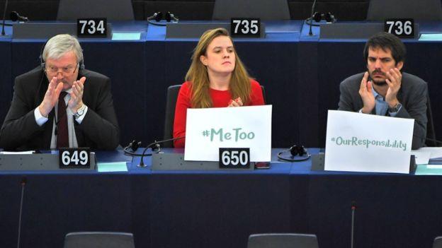 Terry Reintke, europarlamentaria alemana