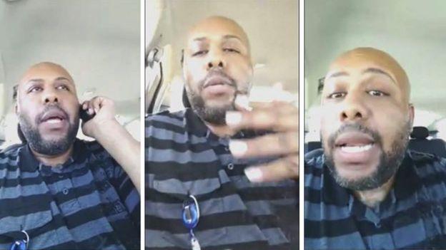 ชายที่ถ่ายทอดสดตัวเองผ่านเฟซบุ๊กบอกว่าฆ่าคนอื่น