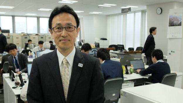 Ông Hitoshi Ueno chia sẻ về mong muốn thay đổi tư duy và phong cách làm việc của nhân viên về hiệu suất thay vì thời lượng công việc