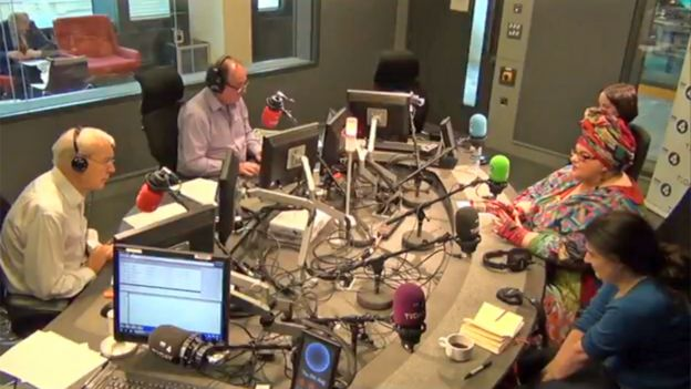 Batmanghelidjh interviewed by John Humphrys on the Today programme, 6 August 2015