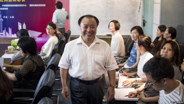 Shu Xin at Weiqing Love Hospital