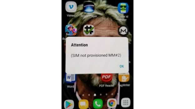 Smartphone screenshot