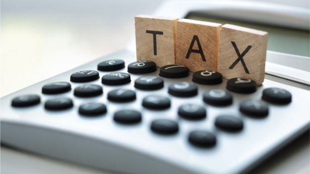 Calculating council tax with a calculator