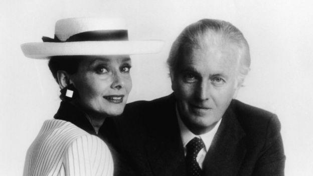 Audrey Hepburn y Hubert de Givenchy