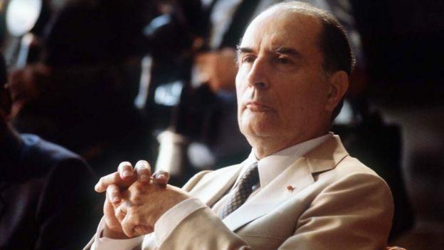 François Mitterrand entretenait des relations houleuses avec son homologue du Burkina Faso.