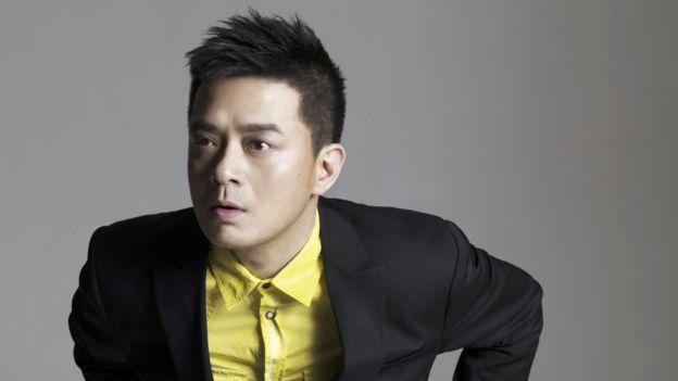 歌手黄耀明