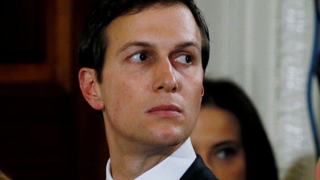 White House Senior Advisor Jared Kushner