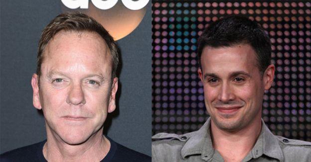 Kiefer Sutherland y Freddie Prinze Jr.