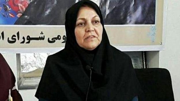 ستاره فتاحپور، رئیس پنجمین شورای شهر سردشت در مهاباد