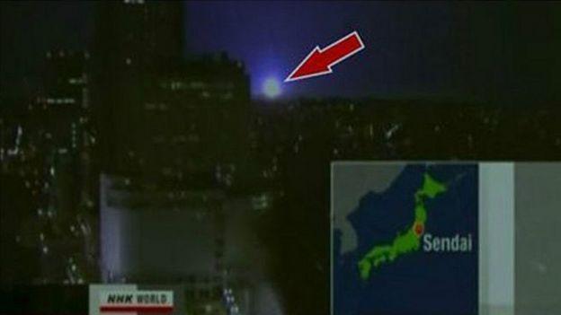 Terremoto en Fukushima