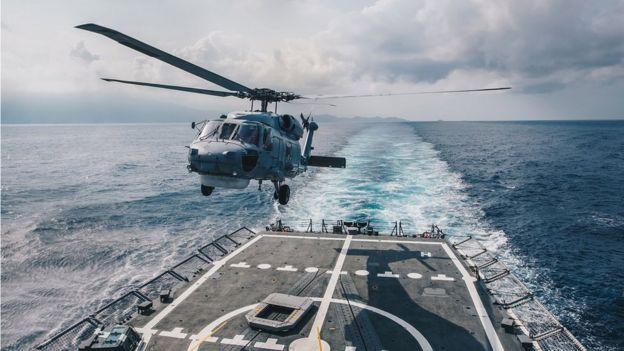 台灣4月13日海軍演習