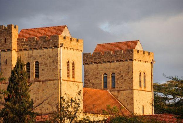 內羅畢的大教堂