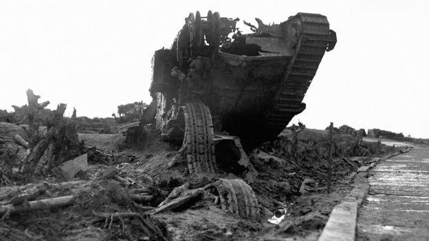 Resultado de imagen para batalla Passchendaele