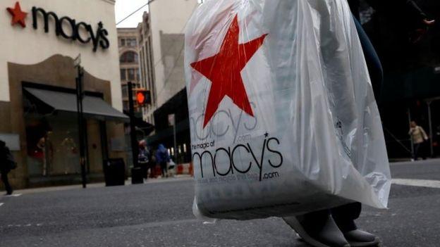 Macy's bag