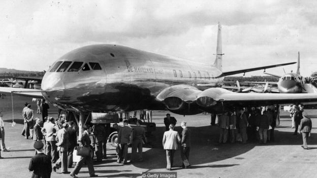 The Comet never regained its foothold in the airliner market - but modified version continued flying until 1997