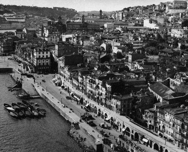 Порту, фото 1930-х годов