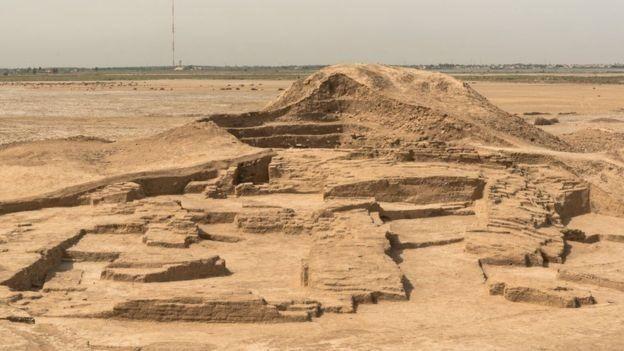 Tello tapınağı