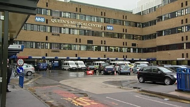 Queen's Medical Centre, Nottingham