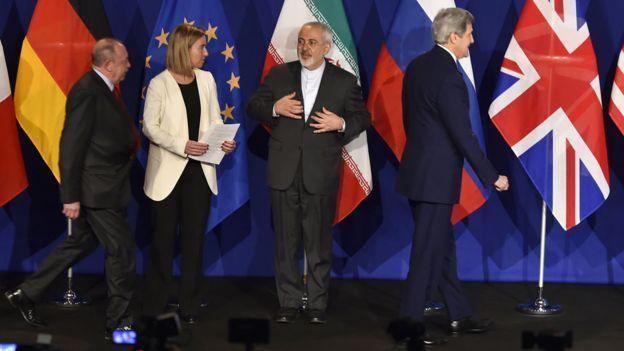 Thỏa thuận hạt nhân Iran