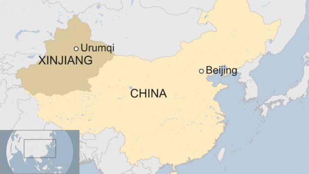 China yapiga marufuku ndevu ndefu na burka Xinjiang
