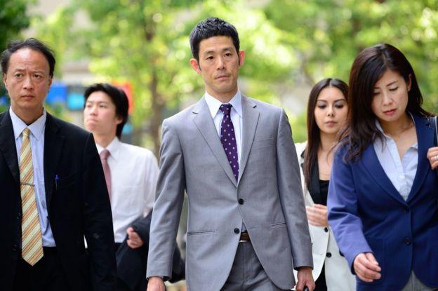Мужчины и женщины в Японии