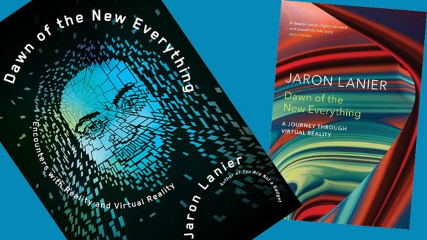 Libro de Jaron Lanier
