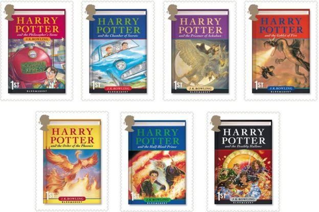 Selo de Harry Potter
