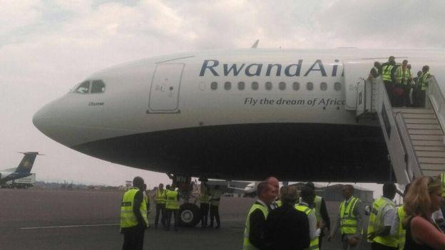 Ndege ya Rwandair