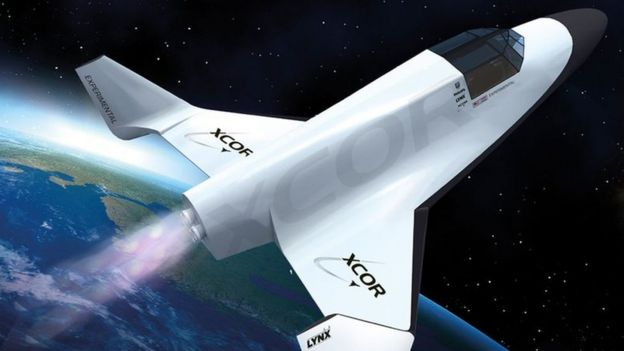Xcor is planning manned space flights