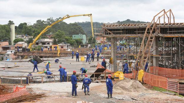 Construção de hospital em São Paulo