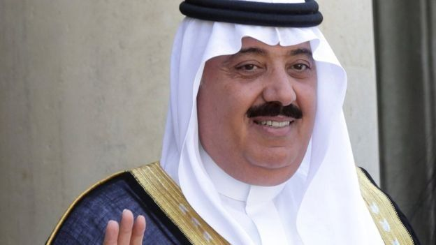 متعب بن عبدالله از آخرین افراد بانفوذ خاندان ملک عبدالله پادشاه پیشین عربستان است
