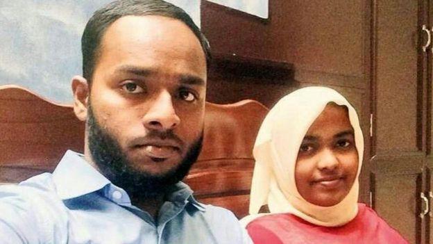 Shafin dan Hadiya Jahan