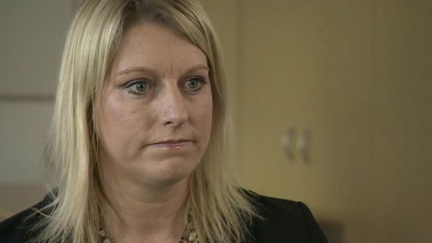 Former Southern Health NHS Foundation Trust chief executive Katrina Percy