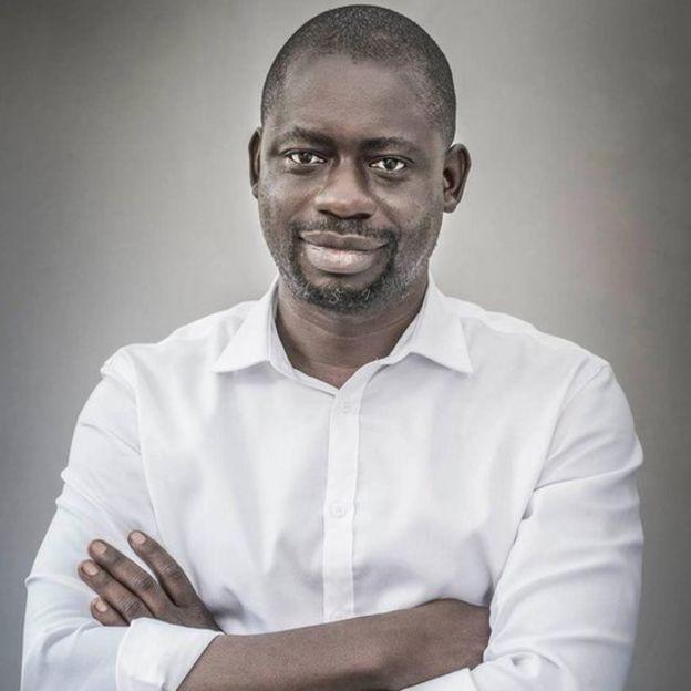 L'intellectuel sénégalais Felwine Sarr