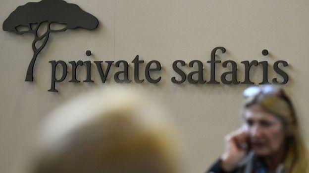 safari privado