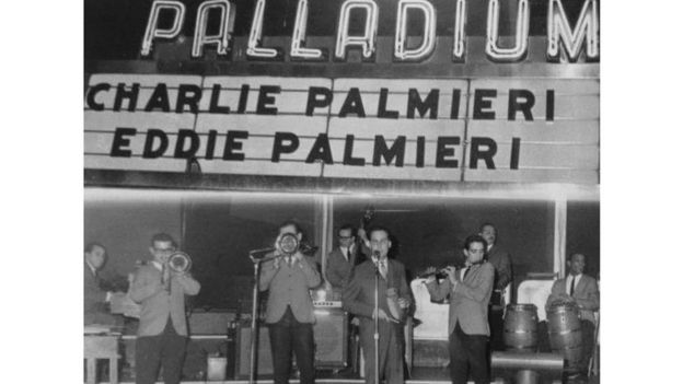 Palladium Ballroom, Nueva York, en 1964