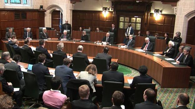 最高法院11名大法官最終以8票贊同和3票反對,駁回了政府此前的上訴。