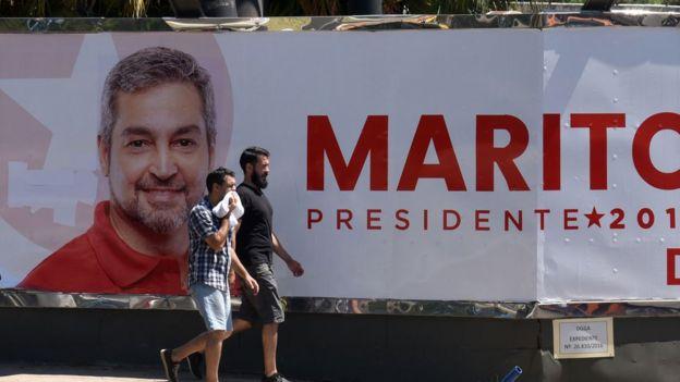 Propaganda eleitoral de Mario Abdo