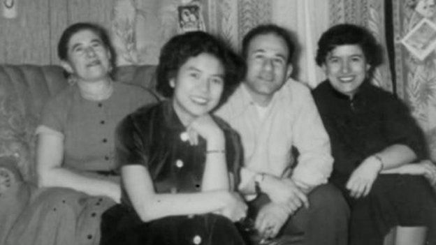 The japanese women who married the enemy bbc news atsuko and her husband arnold publicscrutiny Images