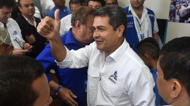 Juan Orlando Hernández