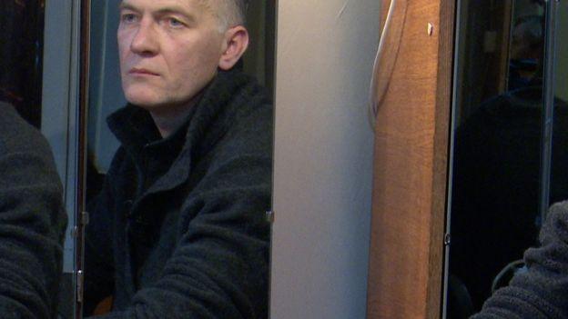 Лаймутис Седжюс, актер, Литва - бывший коллега Баниониса