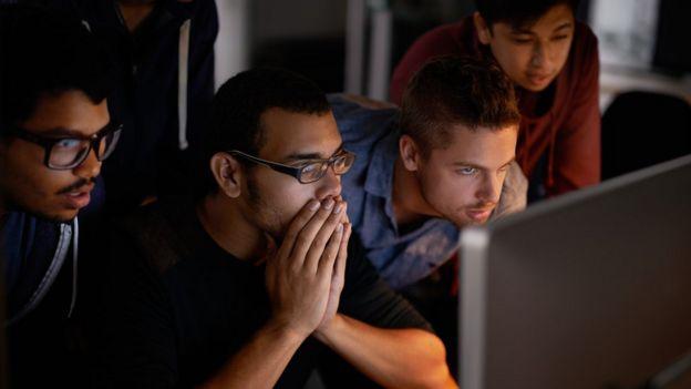 monitor computadora.