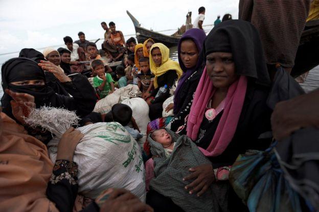Myanmar beauty queen 'dethroned over Rohingya video' | News