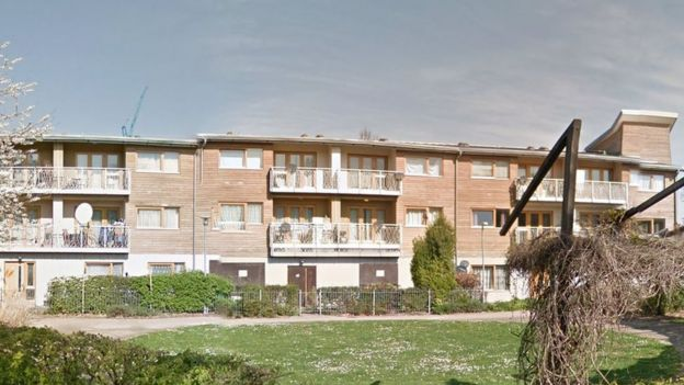 Peckford Place, south London