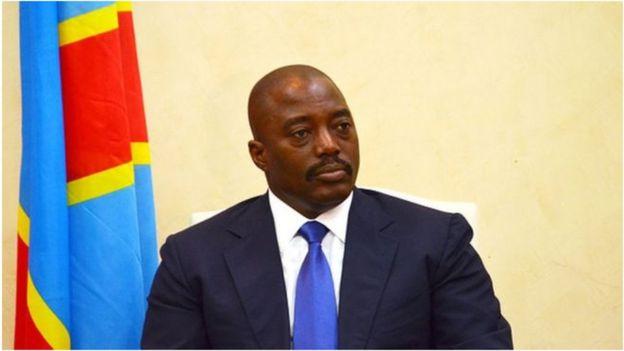 Joseph Kabila (en photo) est soupçonné de vouloir se maintenir au pouvoir au-delà de cette année.