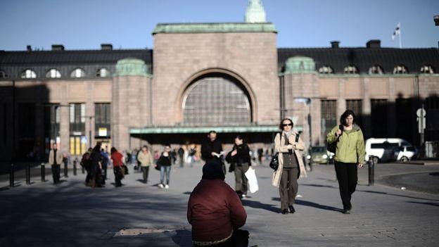 Image result for Finlândia foi a única que acabou com os problemas de moradias para os sem-teto
