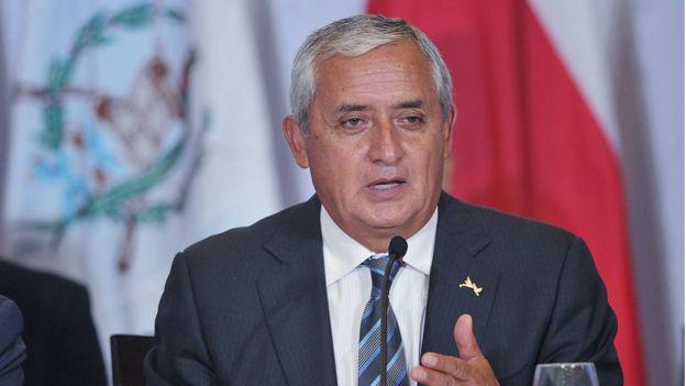 Pérez Molina