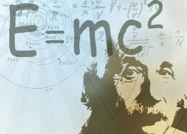 Einstein and equation